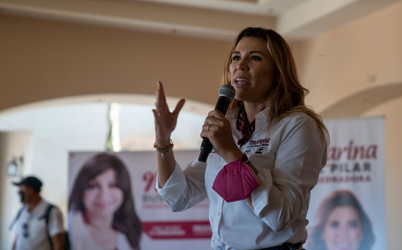 Marina del Pilar reconoció labor de maestros en Baja California