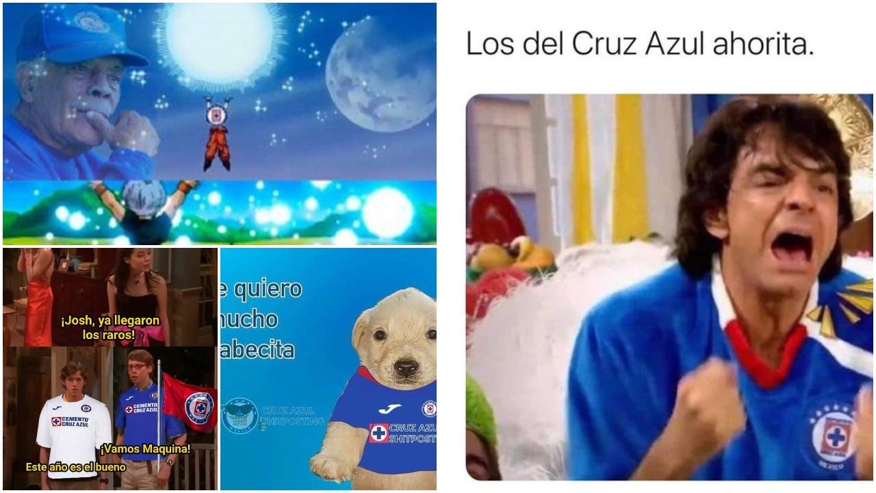 Memes de Cruz Azul campeón de la Liga MX tras derrotar a Santos
