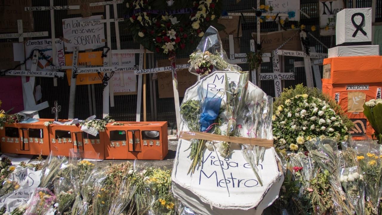 UNAM dará becas a familiares de víctimas de L12 del Metro