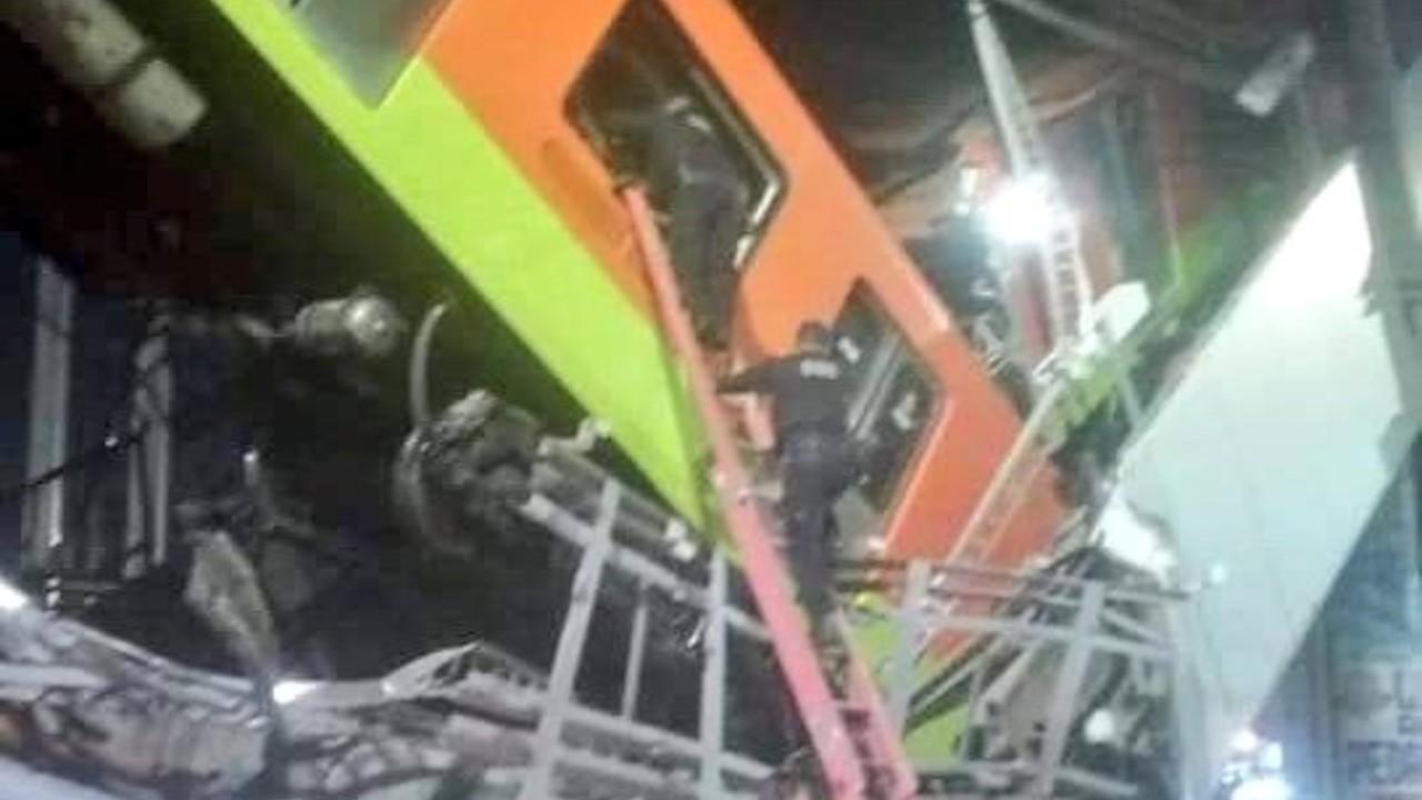 Metro CDMX suspende servicio en la Línea 12 tras accidente en estación Olivos