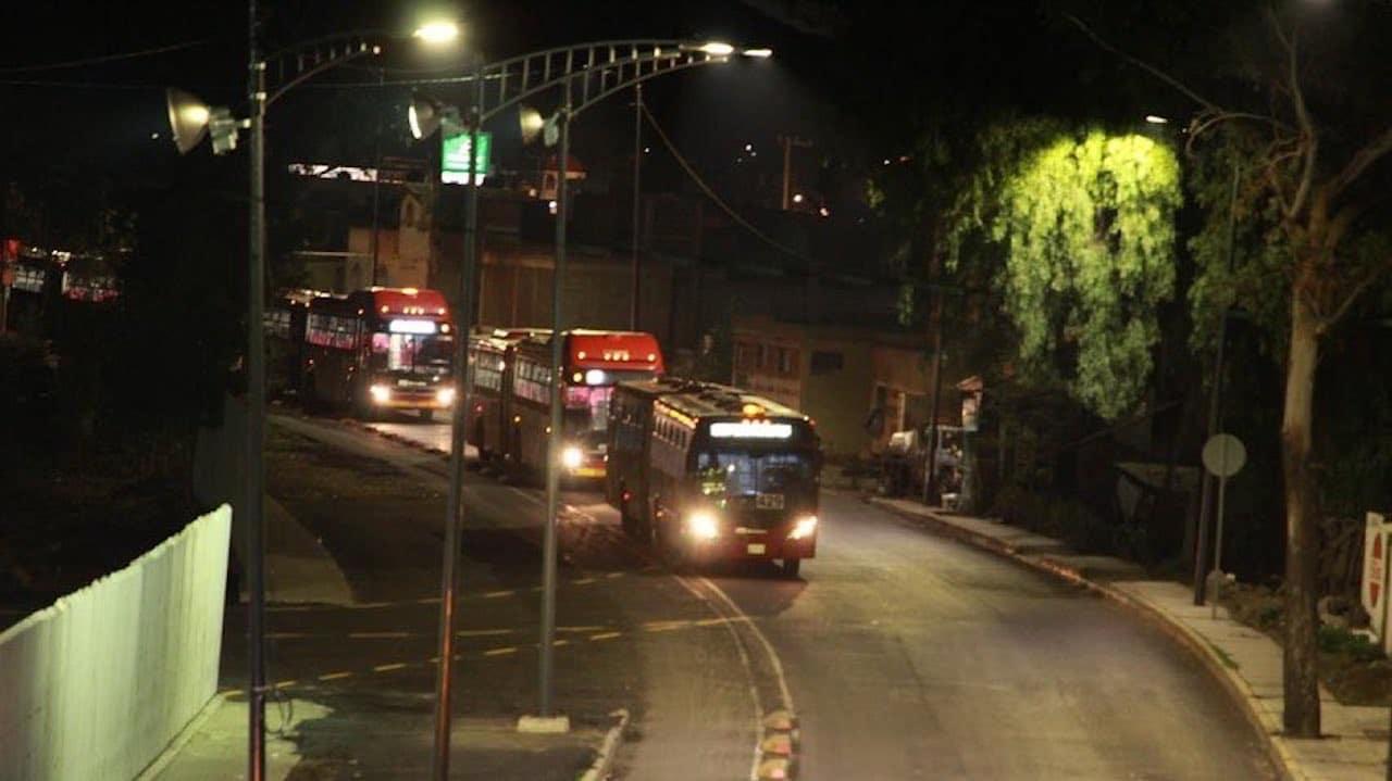 Metrobús Emergente Tláhuac Atlalilco Foto