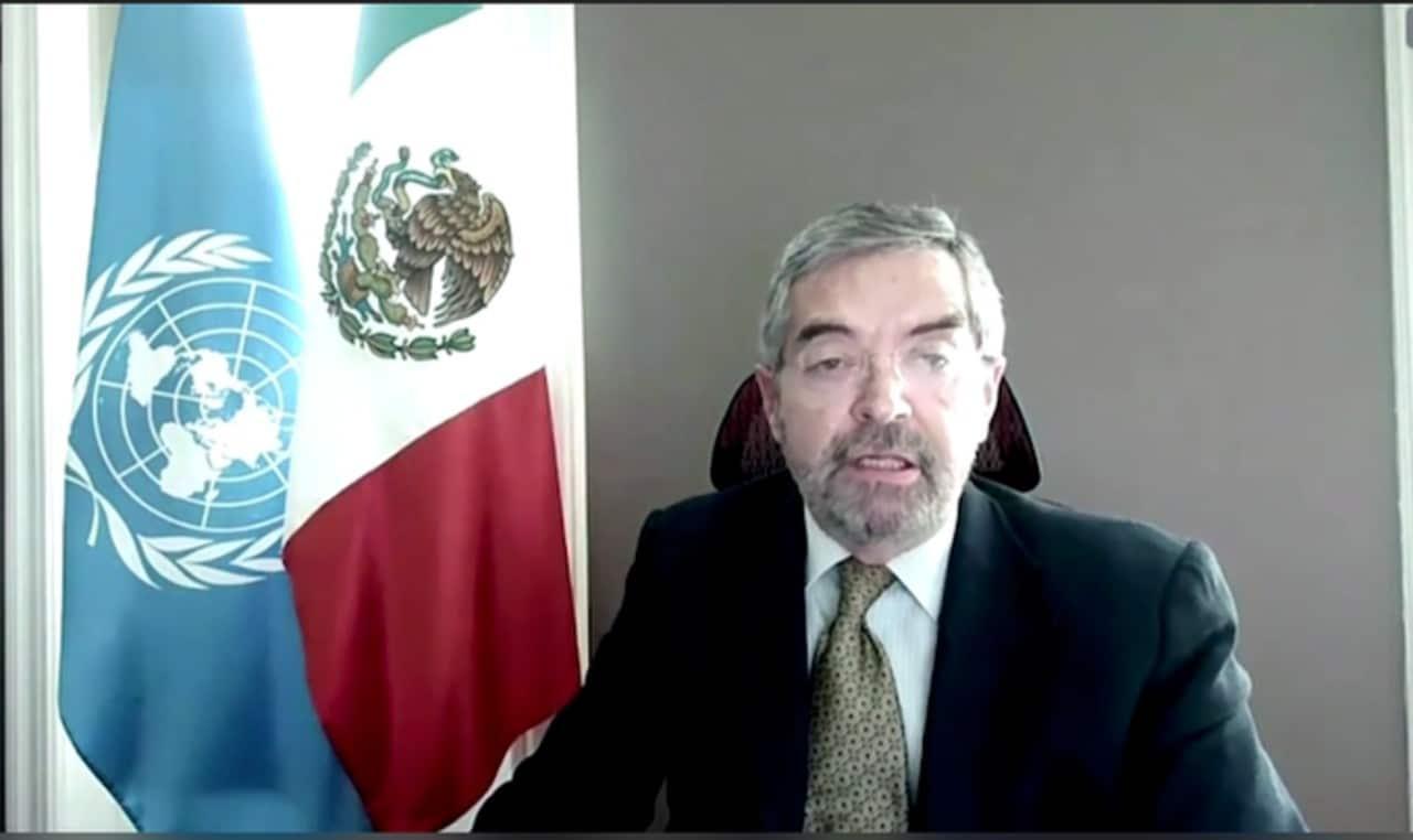 """México critica que ONU """"no asuma su papel"""" en conflicto – Noticieros  Televisa"""