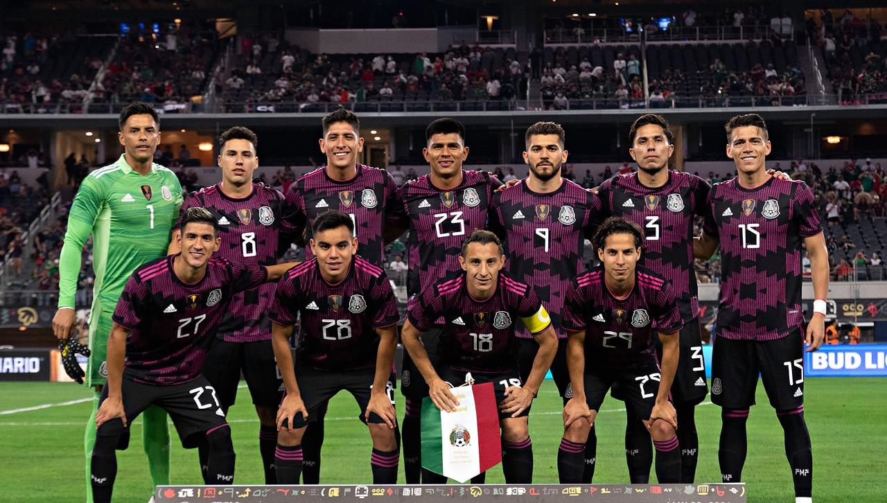 México superó a Alemania en el último ranking de la FIFA en mayo 2021