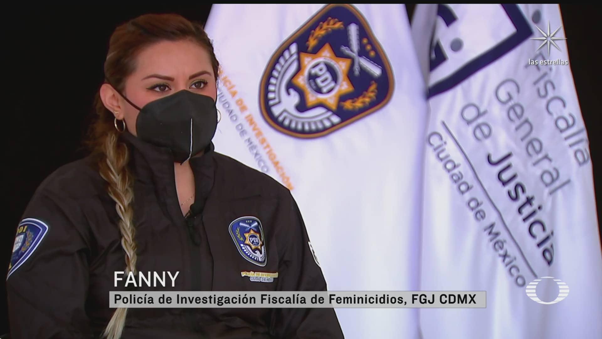 mujer policia ayudo a la detencion de arturo n otro presunto asesino serial de mujeres