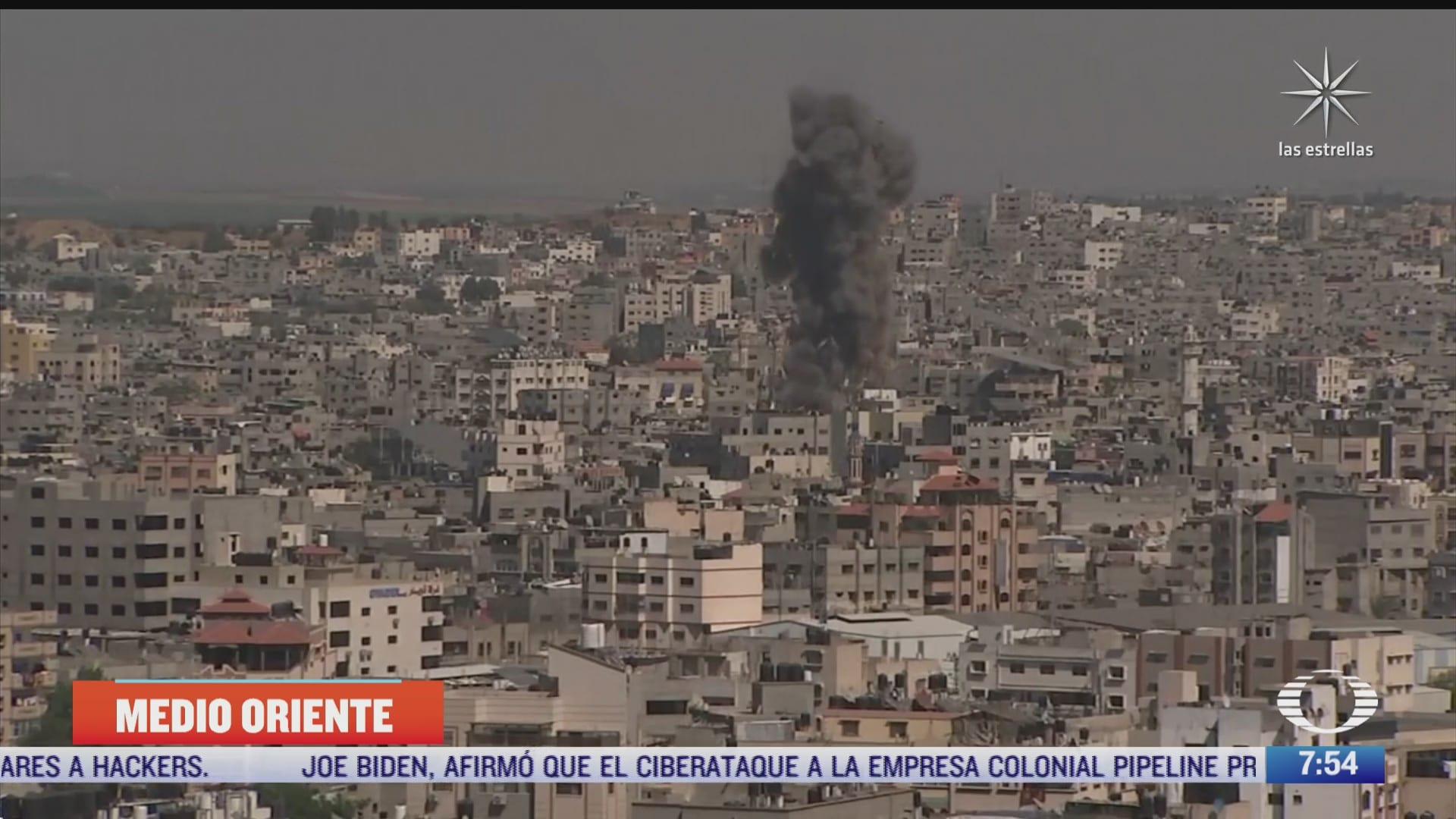 no hay un lugar seguro en gaza
