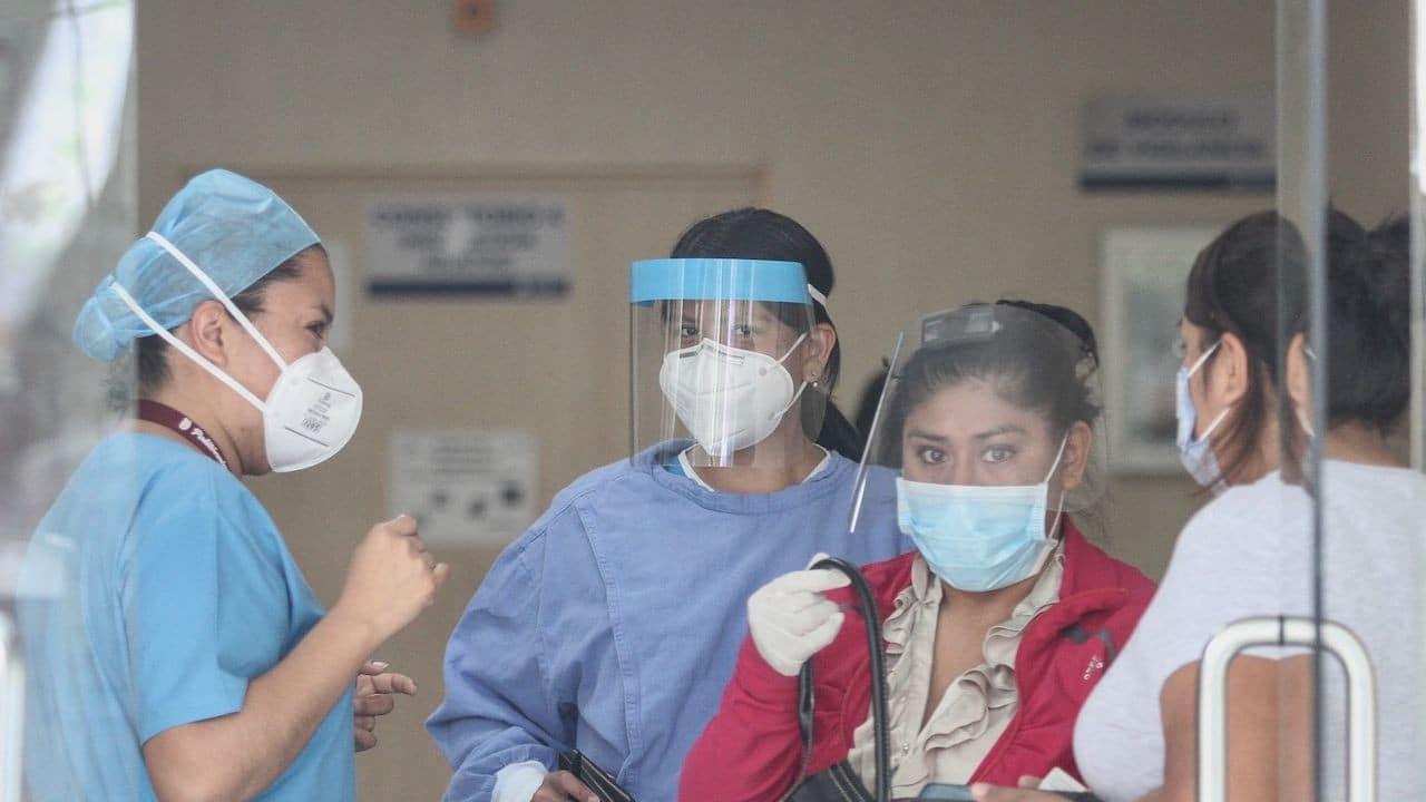 Hospital que atiende casos COVID-19 en Oaxaca (Cuartoscuro, archivo)