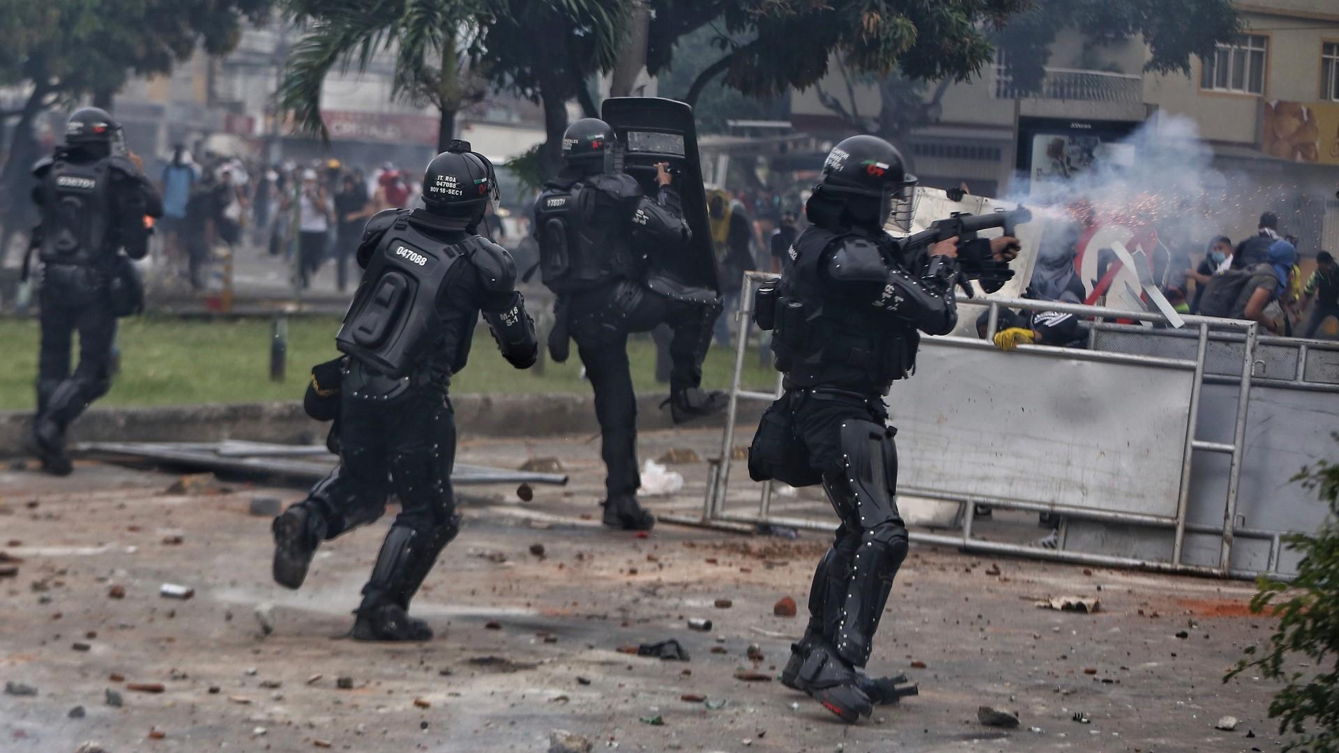 ONU y UE condenan violencia en protestas de Colombia que ha dejado 19 muertos
