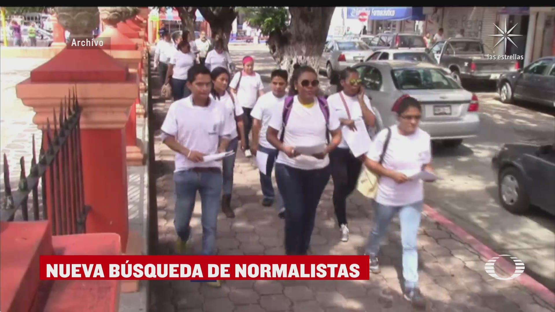 padres de normalistas de ayotzinapa comienzan brigada de busqueda