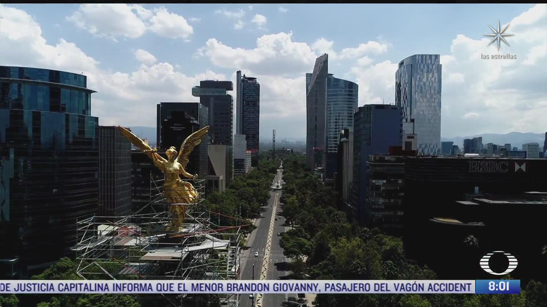 paola rojas entrevista a gustavo madrid sobre el acelerado hundimiento de la cdmx