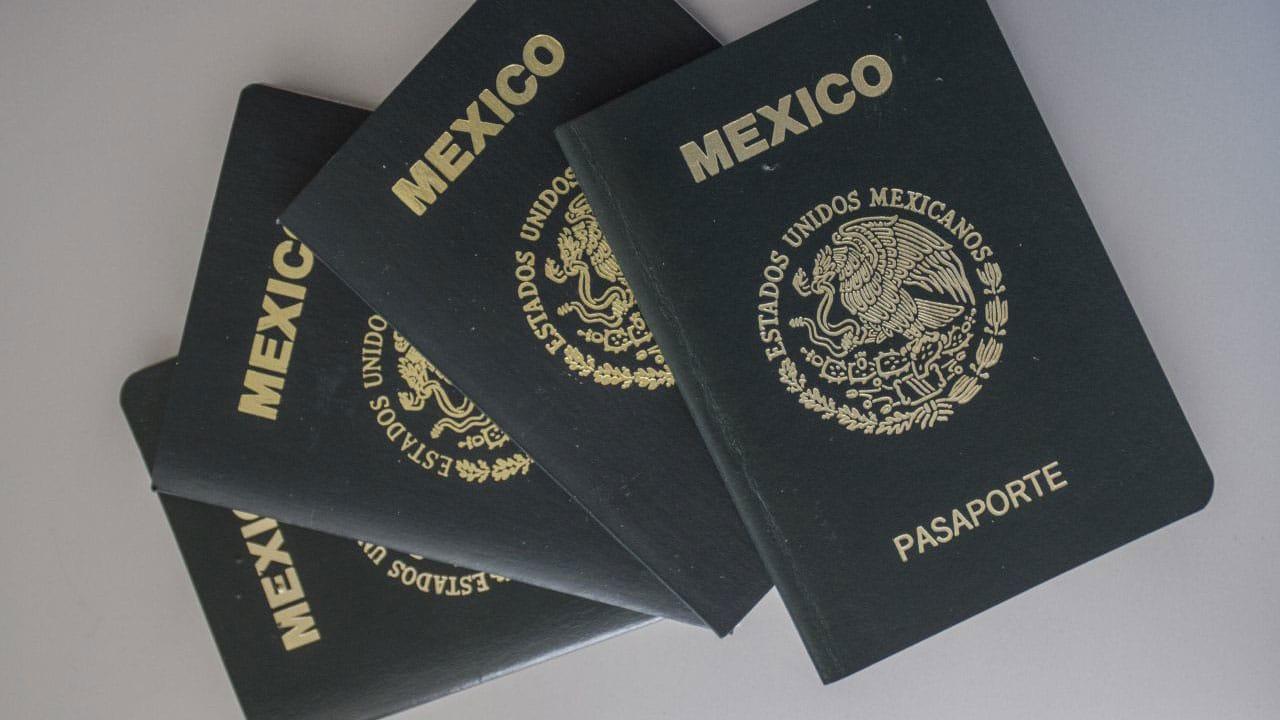Podrás tramitar su pasaporte en Consulados México en EE.UU.