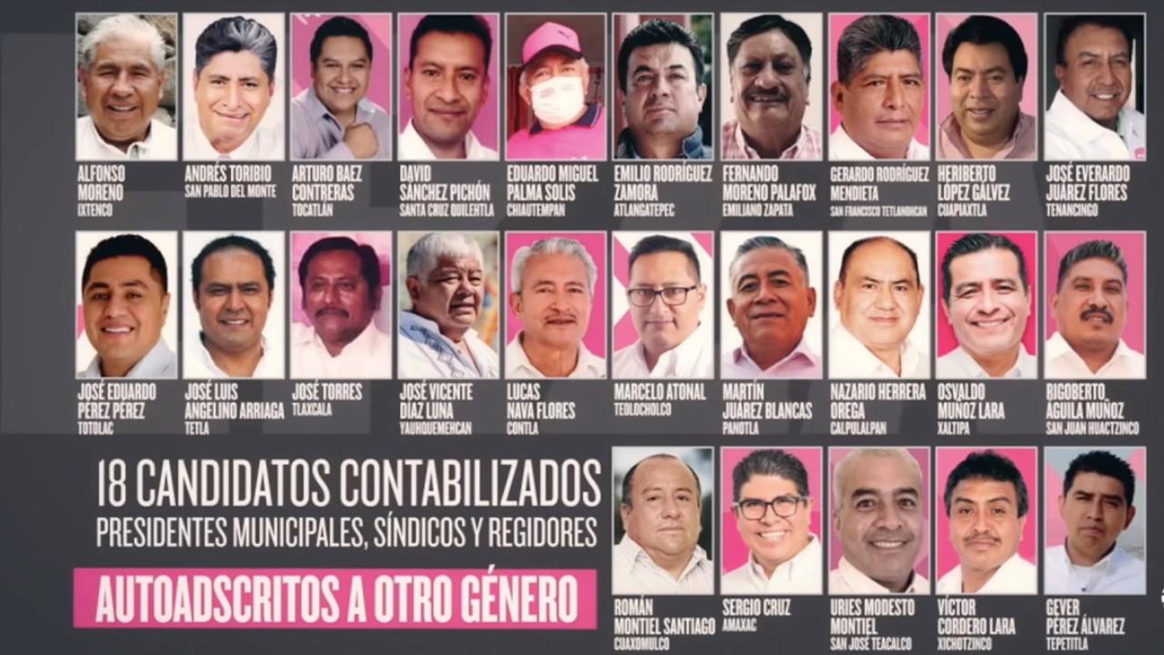 Polémica en Tlaxcala, partido registra presuntos candidatos trans y oculta identidad, comunidad LGBT exige sean exhibidos