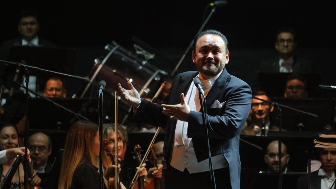 Premian al tenor mexicano Javier Camarena como Mejor Cantante de Ópera del 2021