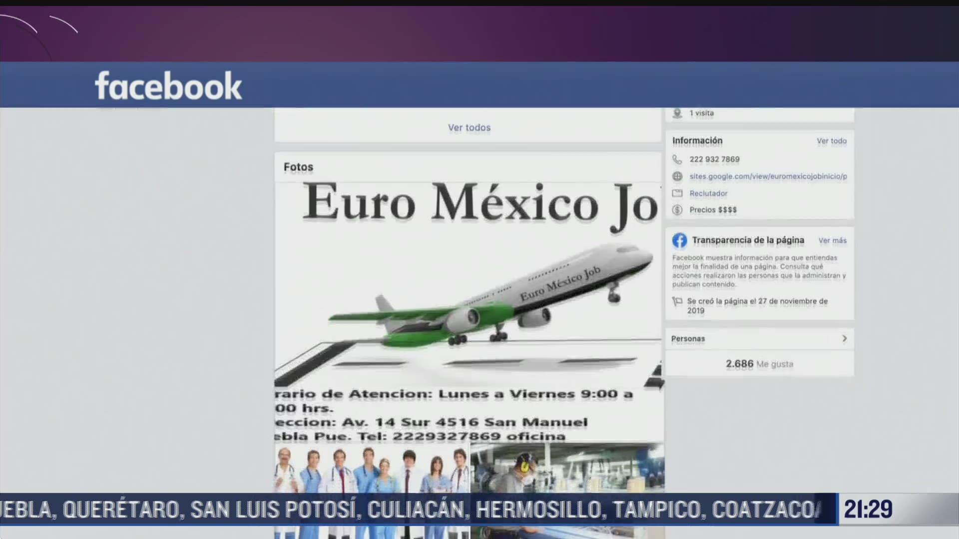 prometen a mexicanos trabajo en polonia y son victimas de explotacion laboral