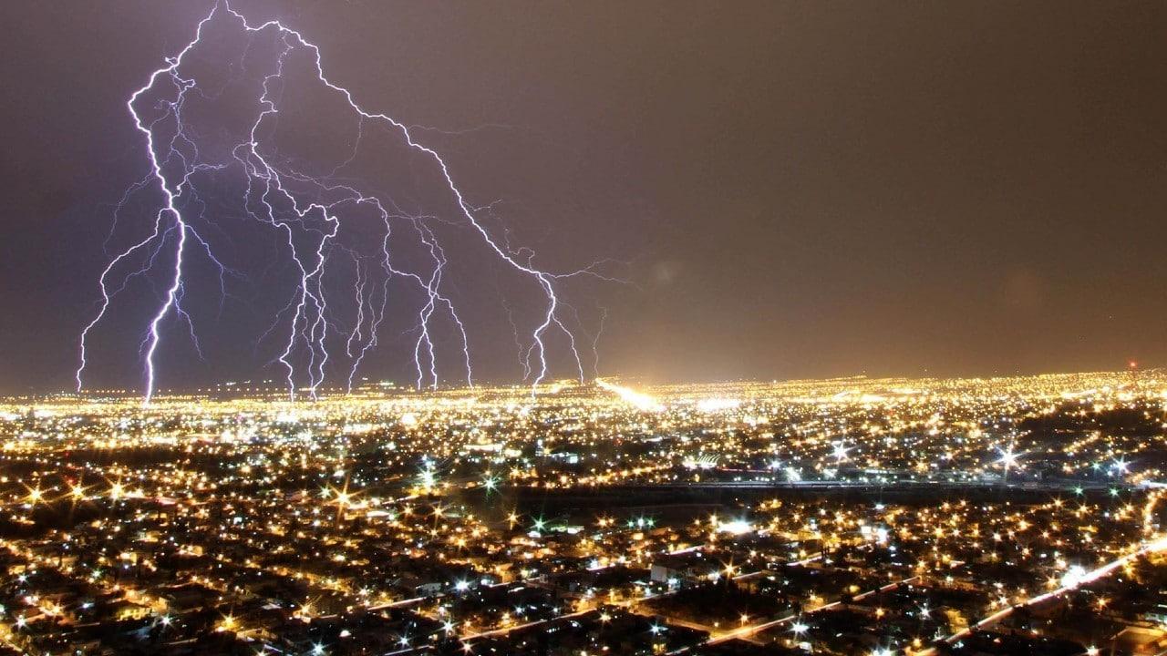 Pronostican tormentas eléctricas en Ciudad de México, Campeche, Chiapas y Estado de México