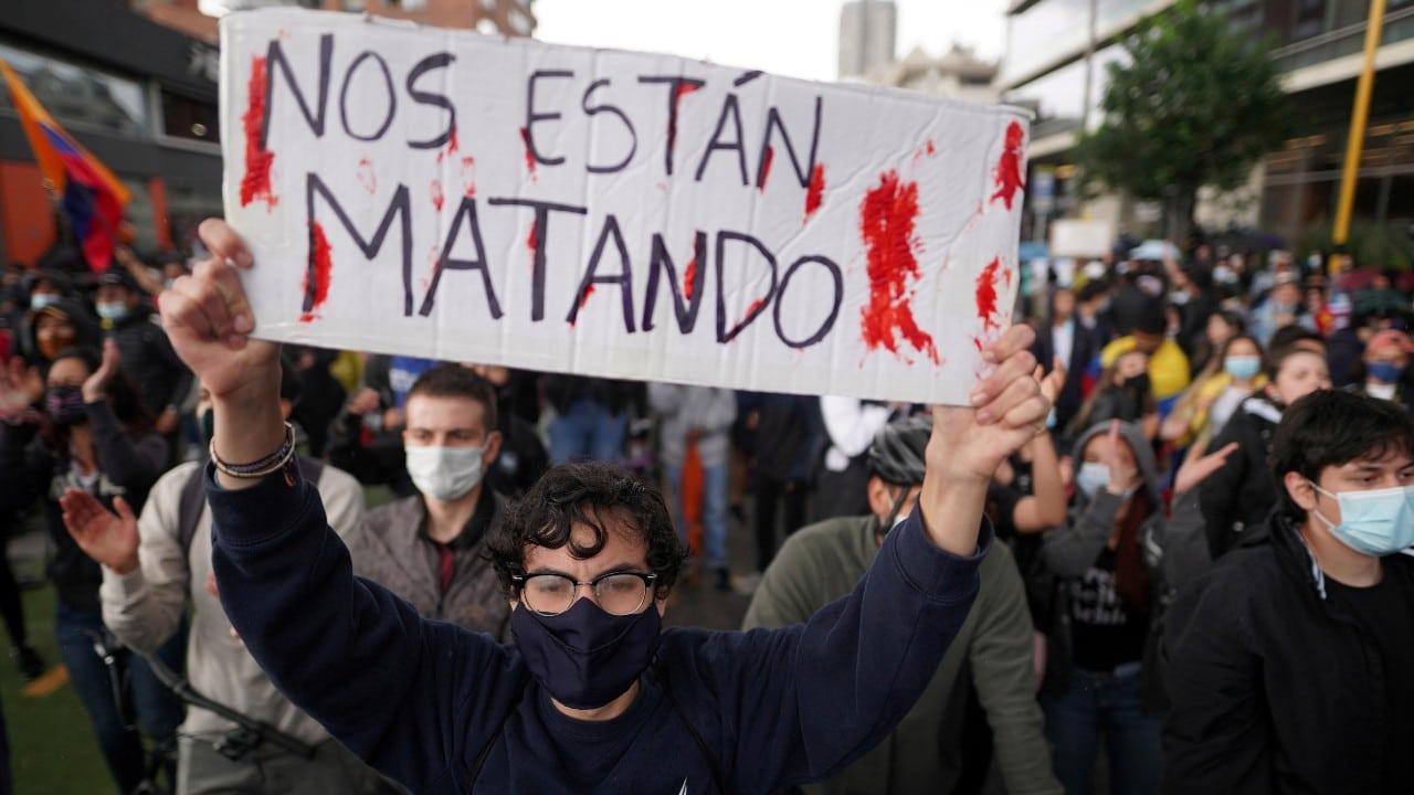 Suman-24-muertos-durante-octavo-día-de-protestas-en-Colombia