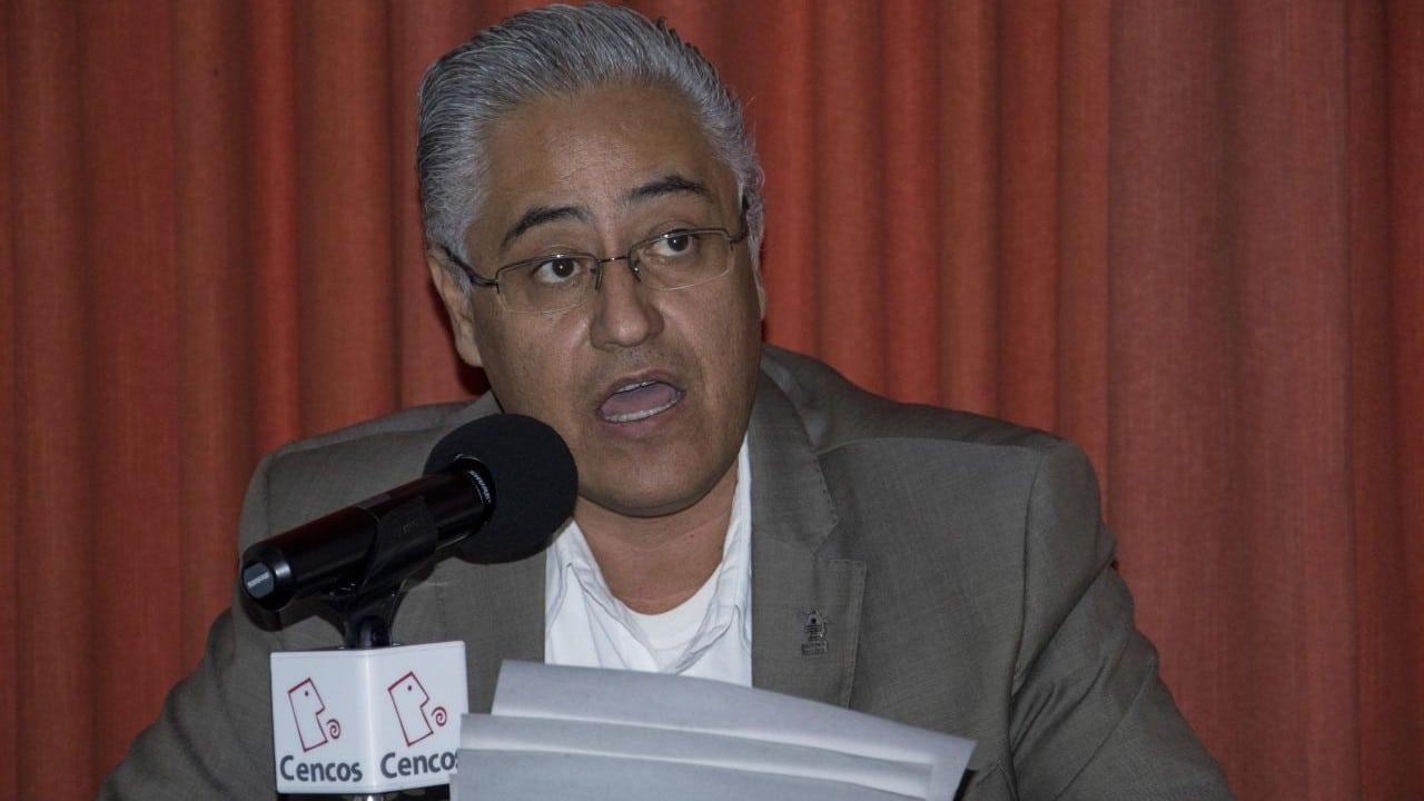 Jesús Alejandro Vera Jiménez, exrector de la Universidad Autónoma de Morelos (Cuartoscuro, archivo)