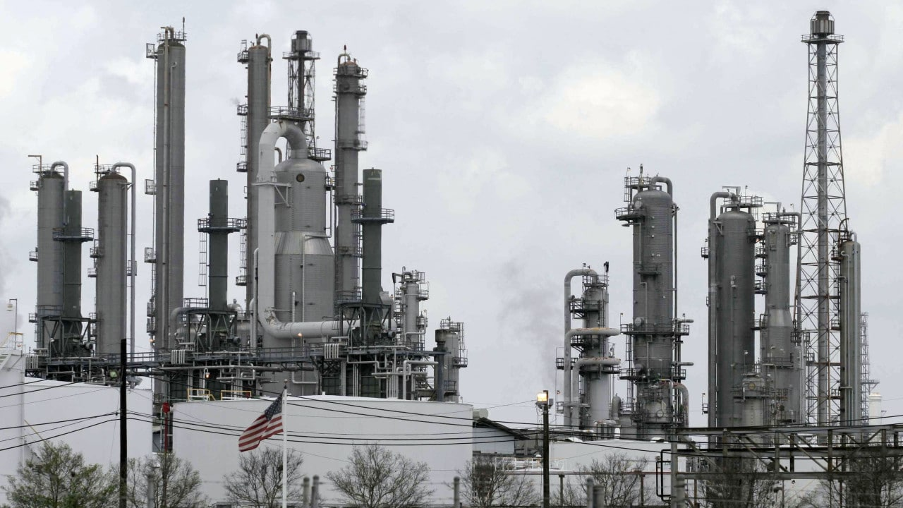 Deer Park, refinería, Shell, Pemex