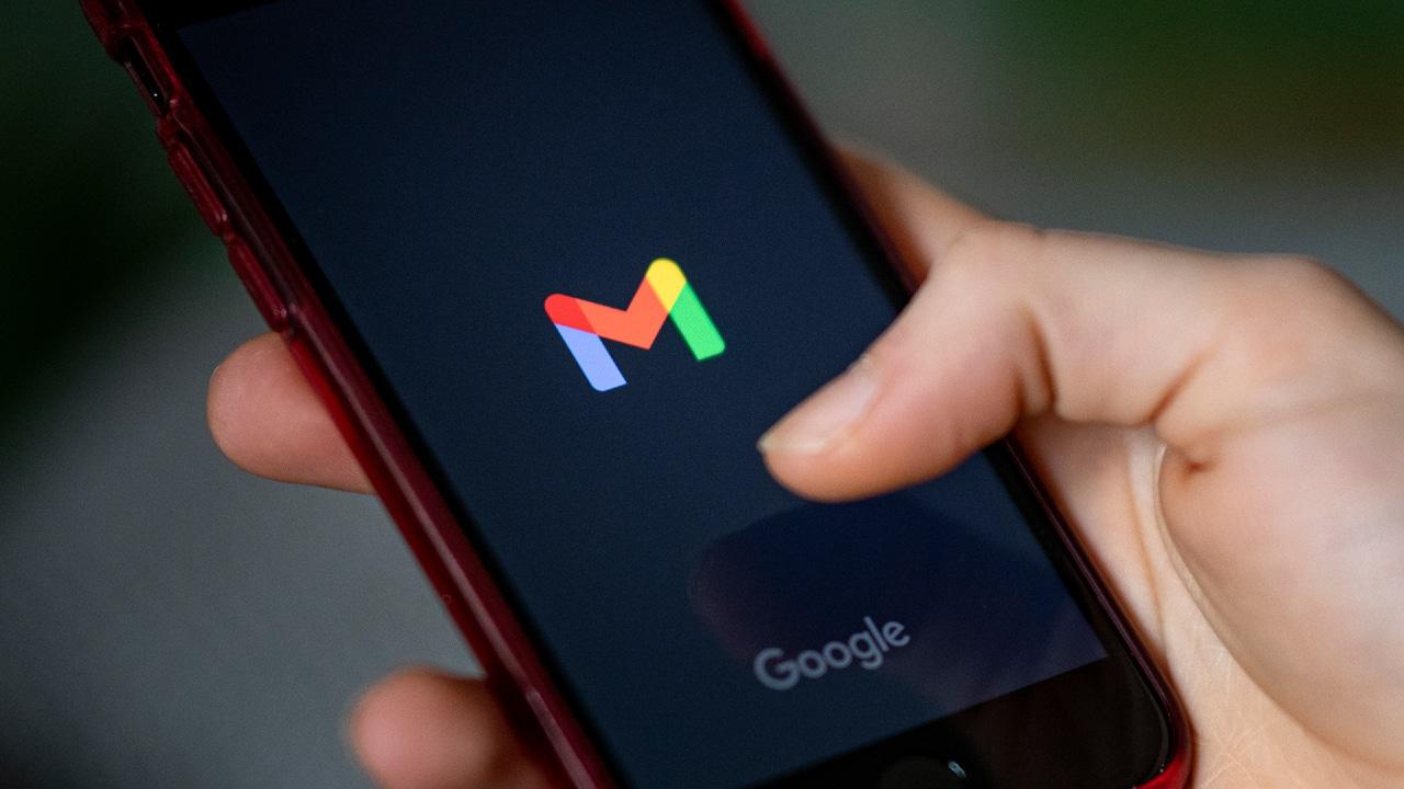 Reportan caída de Gmail de Google