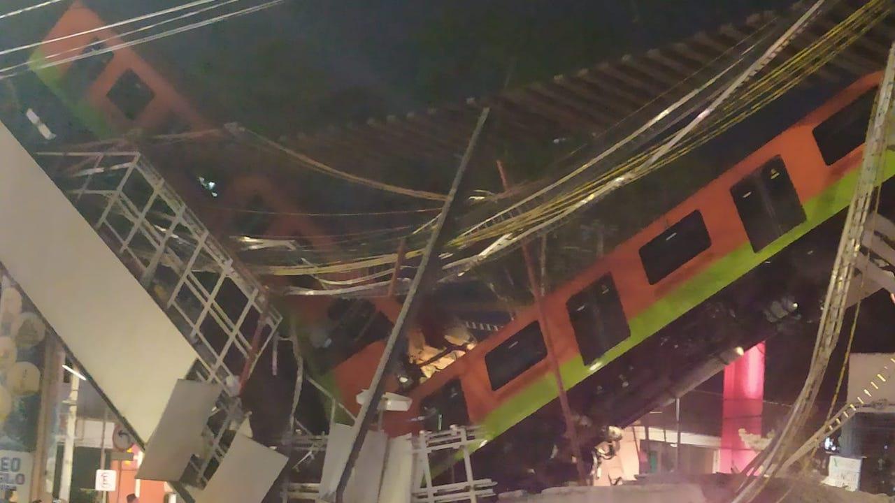 Desaparecidos Accidentes Metro Olivos Línea 12
