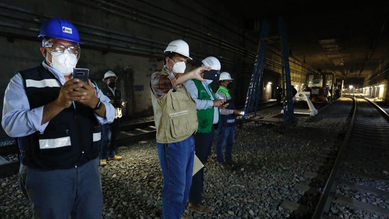 CDMX-analiza-reapertura-del-tramo-subterráneo-de-la-Línea-12