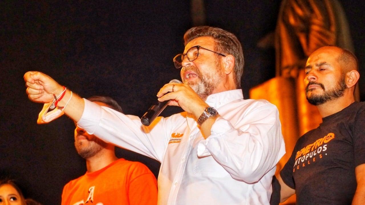 Excandidato a gubernatura de Sonora, Ricardo Bours (Twitter: @r_rbc)