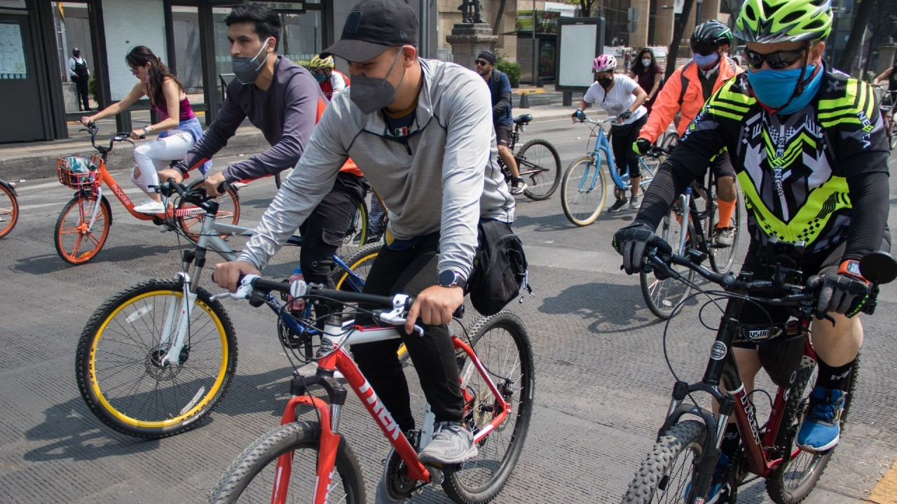 Se incrementaránpenas por homicidios contra ciclistas en CDMX: Sheinbaum
