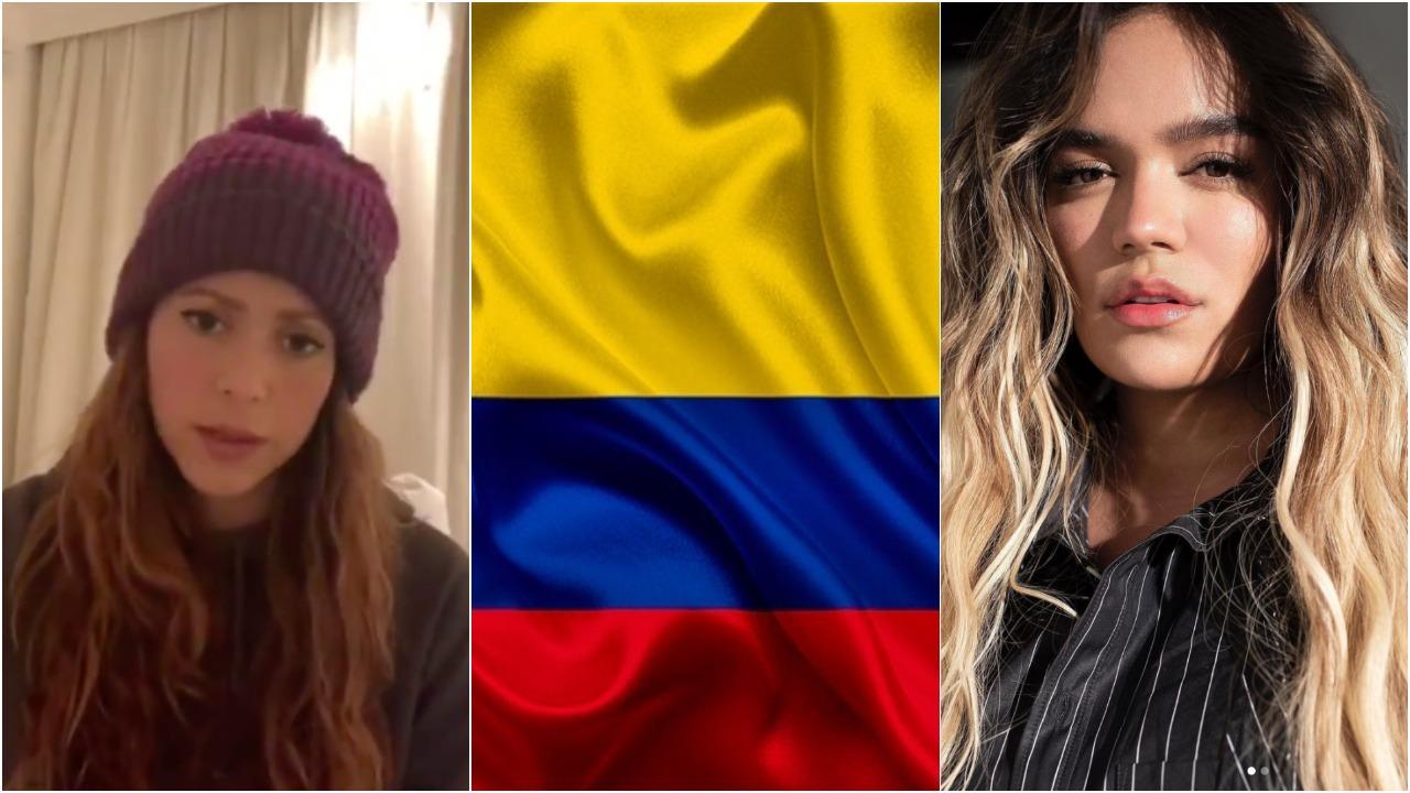 Pasa Colombia Shakira Karol G