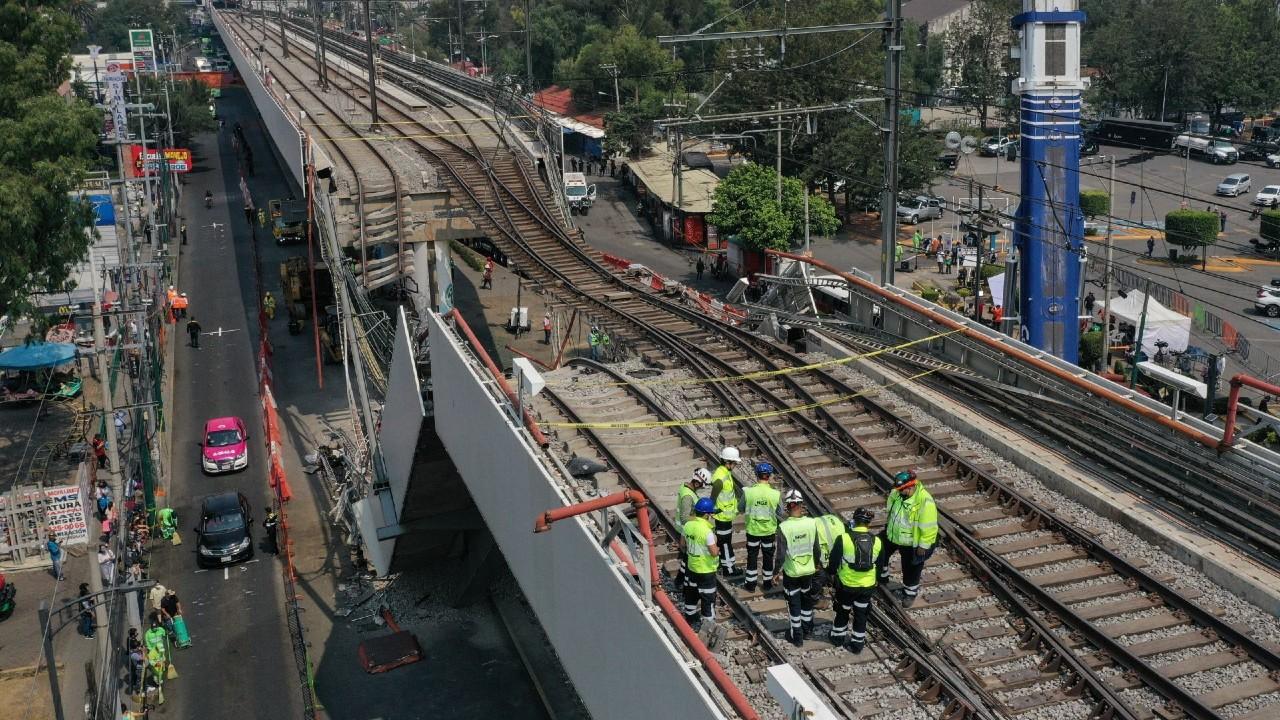 Sheinbaum se reunirá con empresa noruega encarga de peritajes tras accidente en línea 12 del Metro