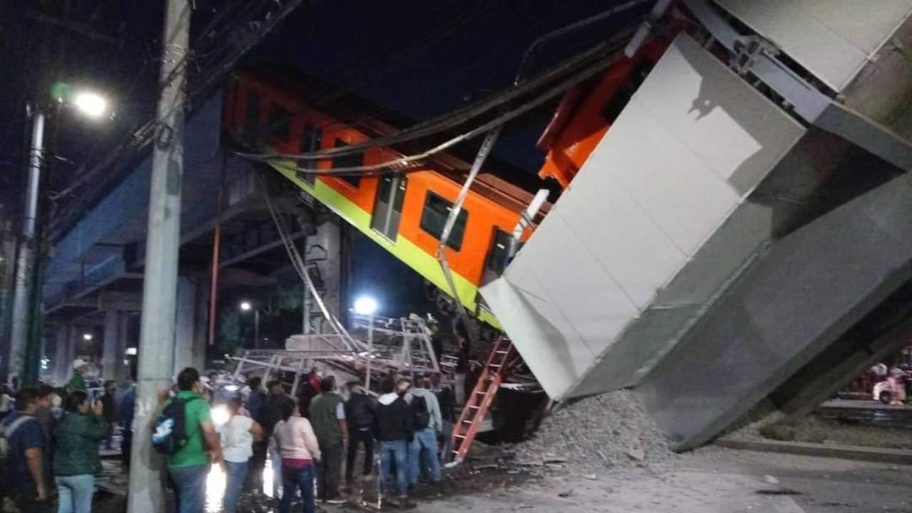 Suman 15 muertos y 34 hospitalizados por desplome de trabe en Línea 12, dice Sheinbaum