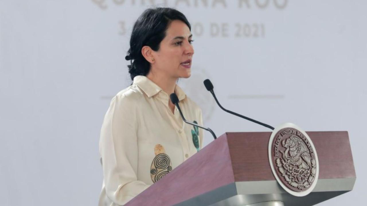 Surit Berenice Romero Domínguez, encargada de despacho de la Profeco