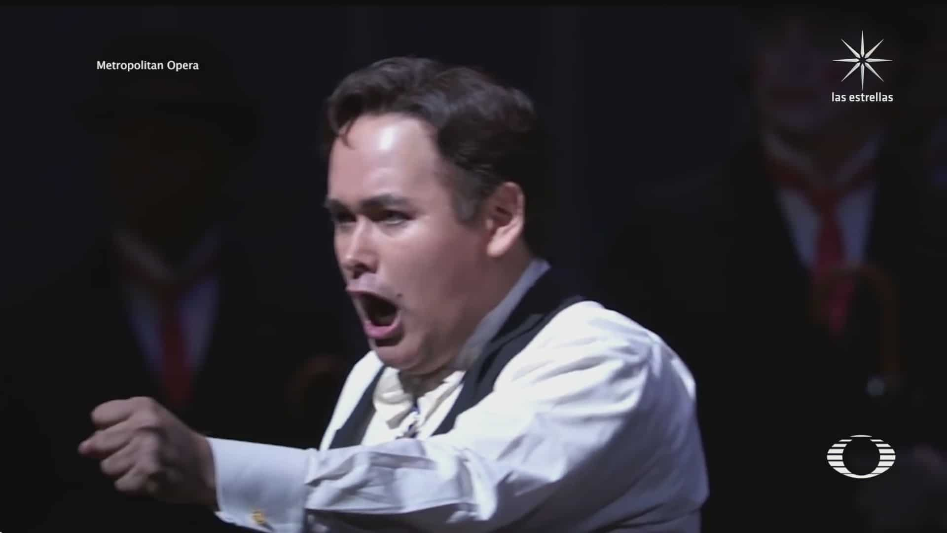 tenor mexicano laureado como mejor cantante de opera