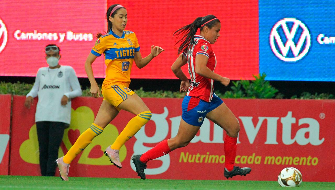 Tigres vs Chivas: hora y donde ver en vivo final de la Liga MX Femenil 2021