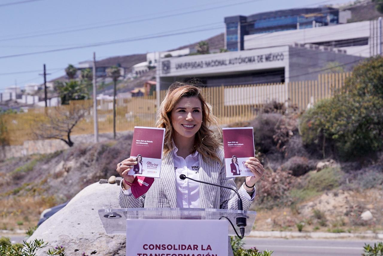 Marina Pilar Universidad Nacional Autónoma México