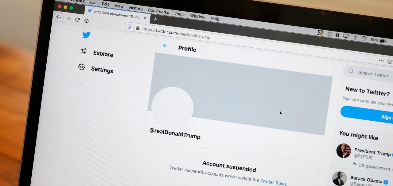 Trump lanza su propia plataforma digital tras ser vetado de redes sociales