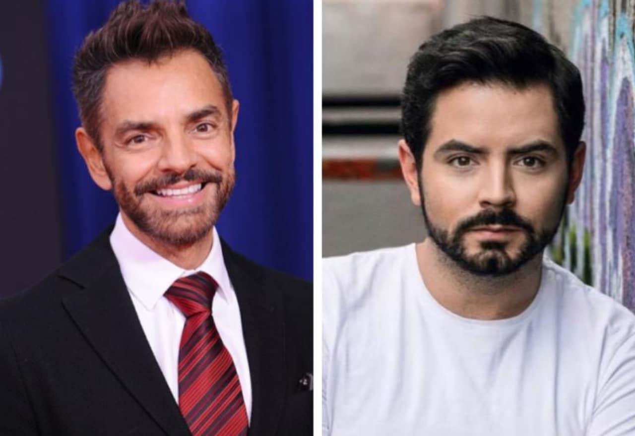José Eduardo Derbez: Victoria Ruffo apoyo a Eugenio Derbez