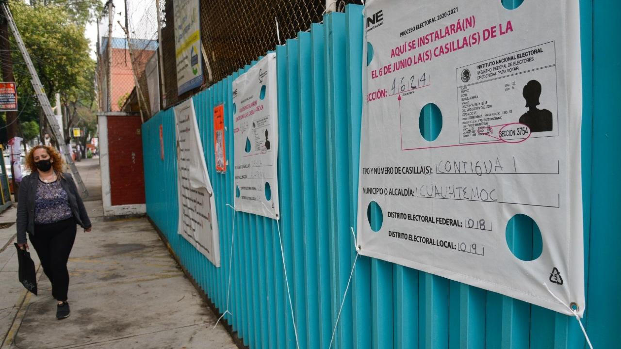 Abren casillas para elecciones 2021 en México