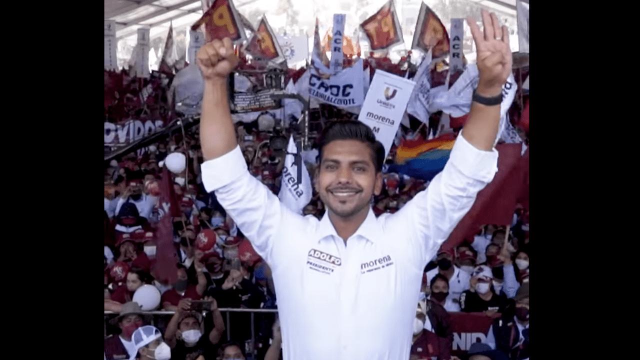 Adolfo Cerqueda Rabollo Alcalde Gay