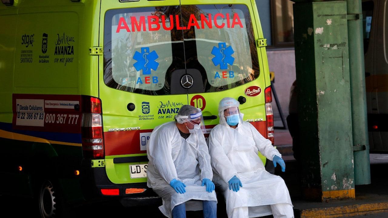 Servicios médicos en Chile (Getty Images)