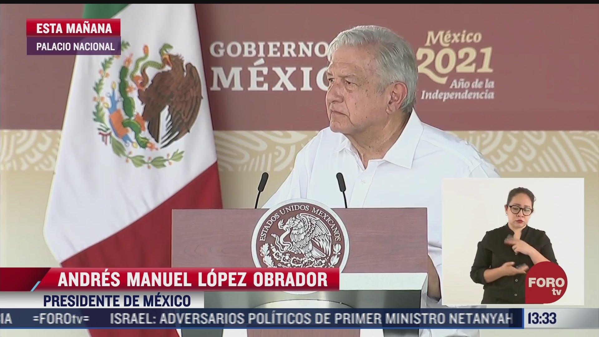 amlo anuncia que administraciones portuarias integrales quedaran a cargo de semar