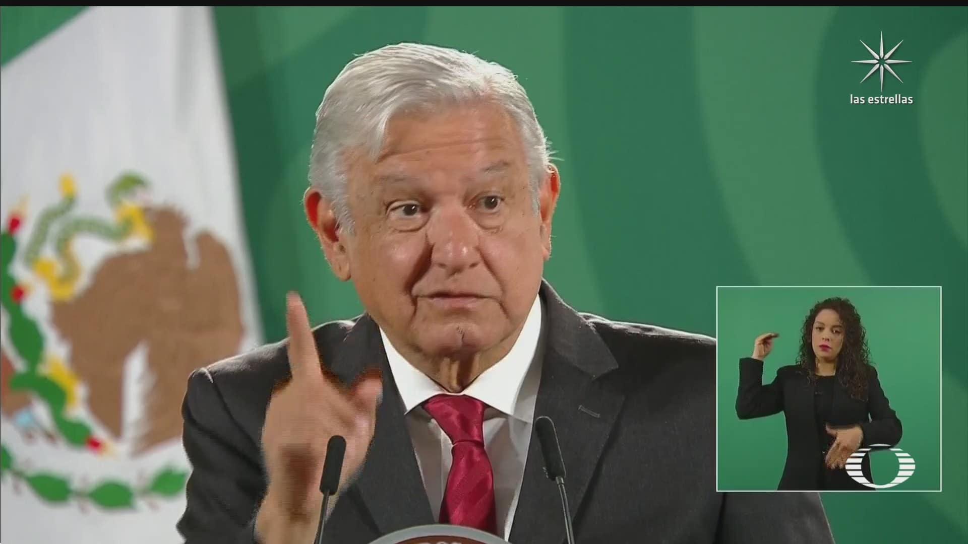 amlo anuncia que no propondra ninguna reforma fiscal