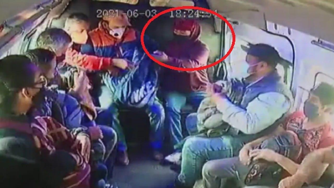 Asaltan-a-usuarios-de-transporte-público-en-la-México-Puebla