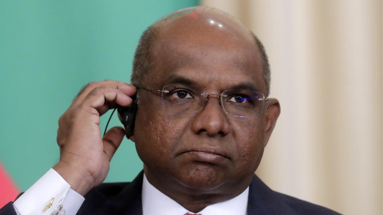 Asamblea General de la ONU elige como presidente al representante de Maldivas