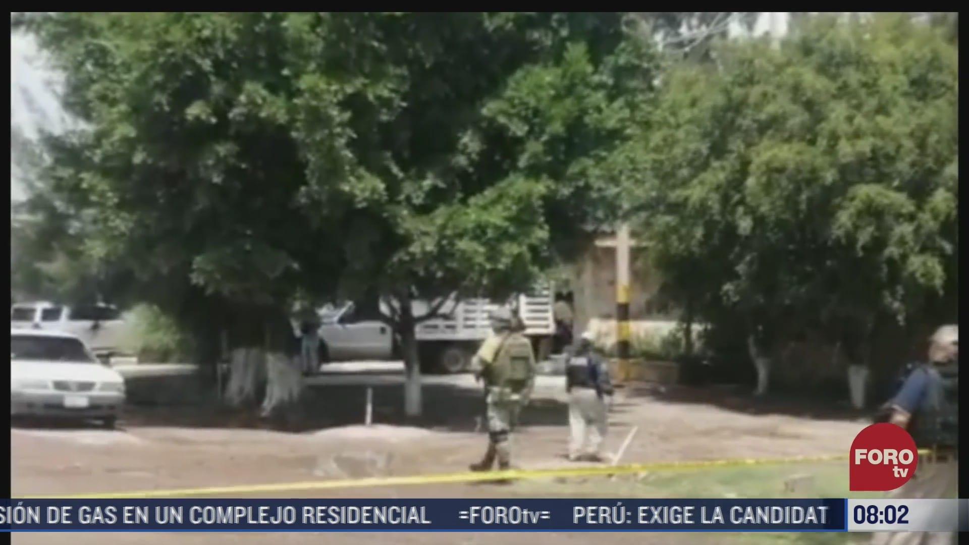 asesinan a 13 personas en guanajuato en las ultimas 24 horas