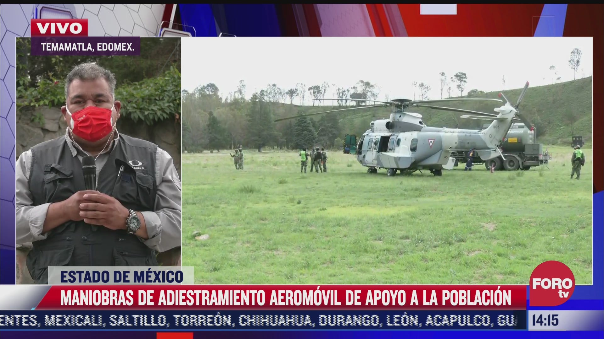 asi entrenan los cuerpos de elite del ejercito mexicano