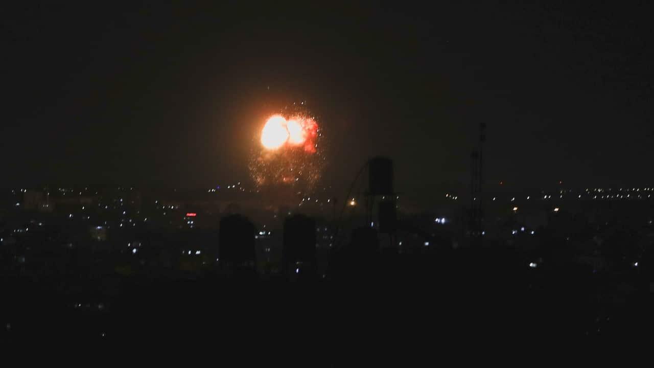 Israel lanza nuevos ataques aéreos en Franja de Gaza