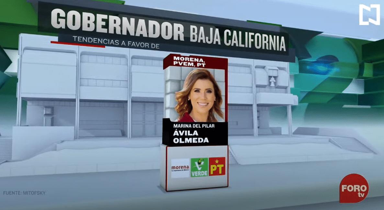 Morena ganaría gubernatura en Baja California: Consulta Mitofsky