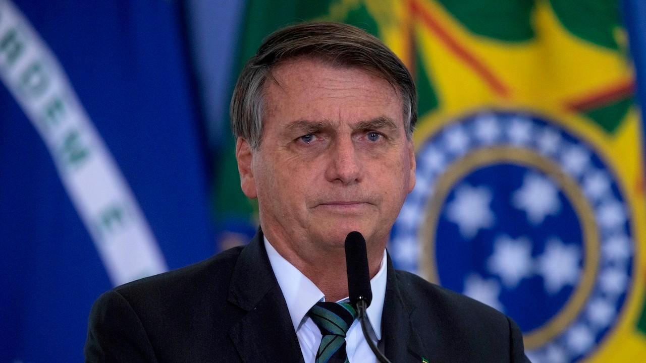 El presidente de Brasil, Jair Bolsonaro (EFE, archivo)