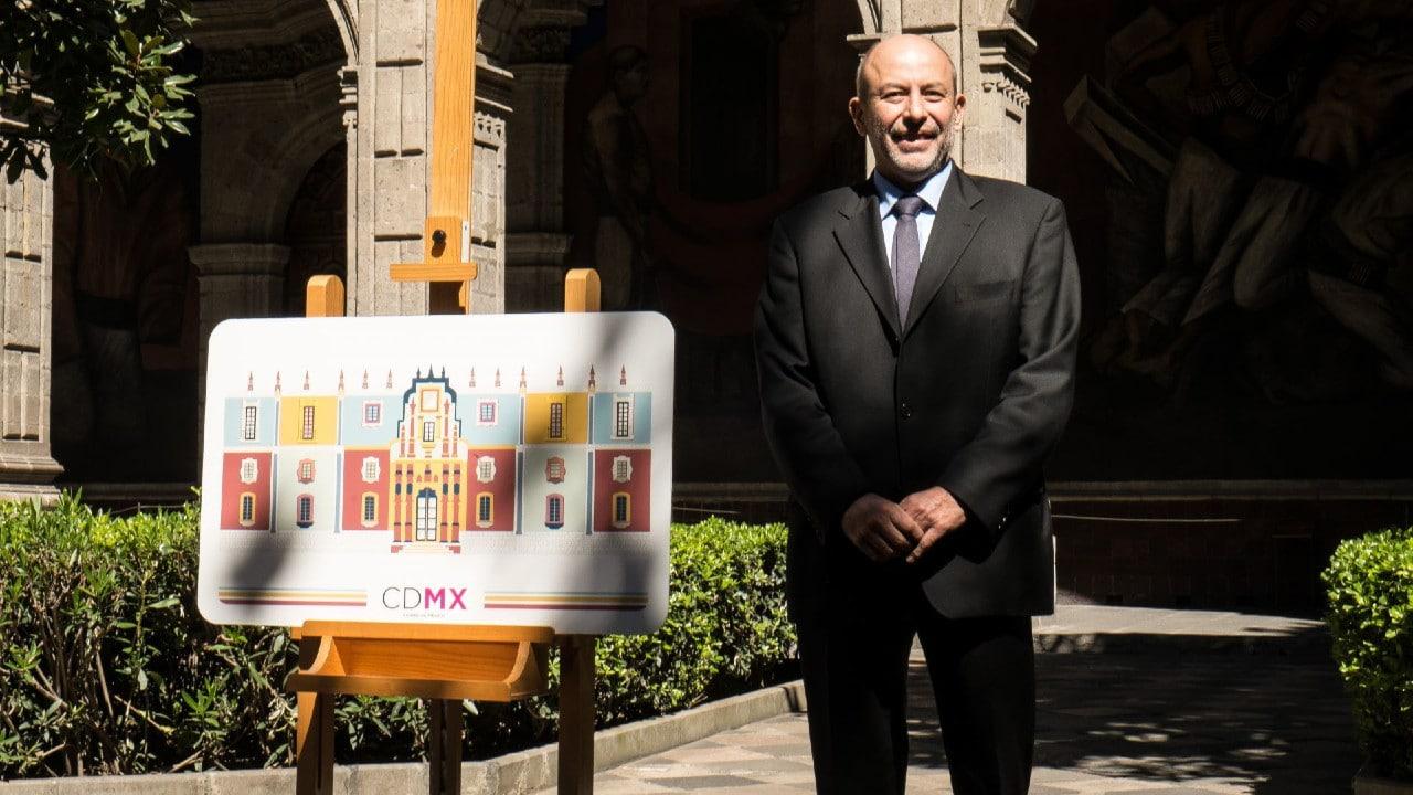 Guillermo Calderón, perfil, Metro CDMX, transporte público