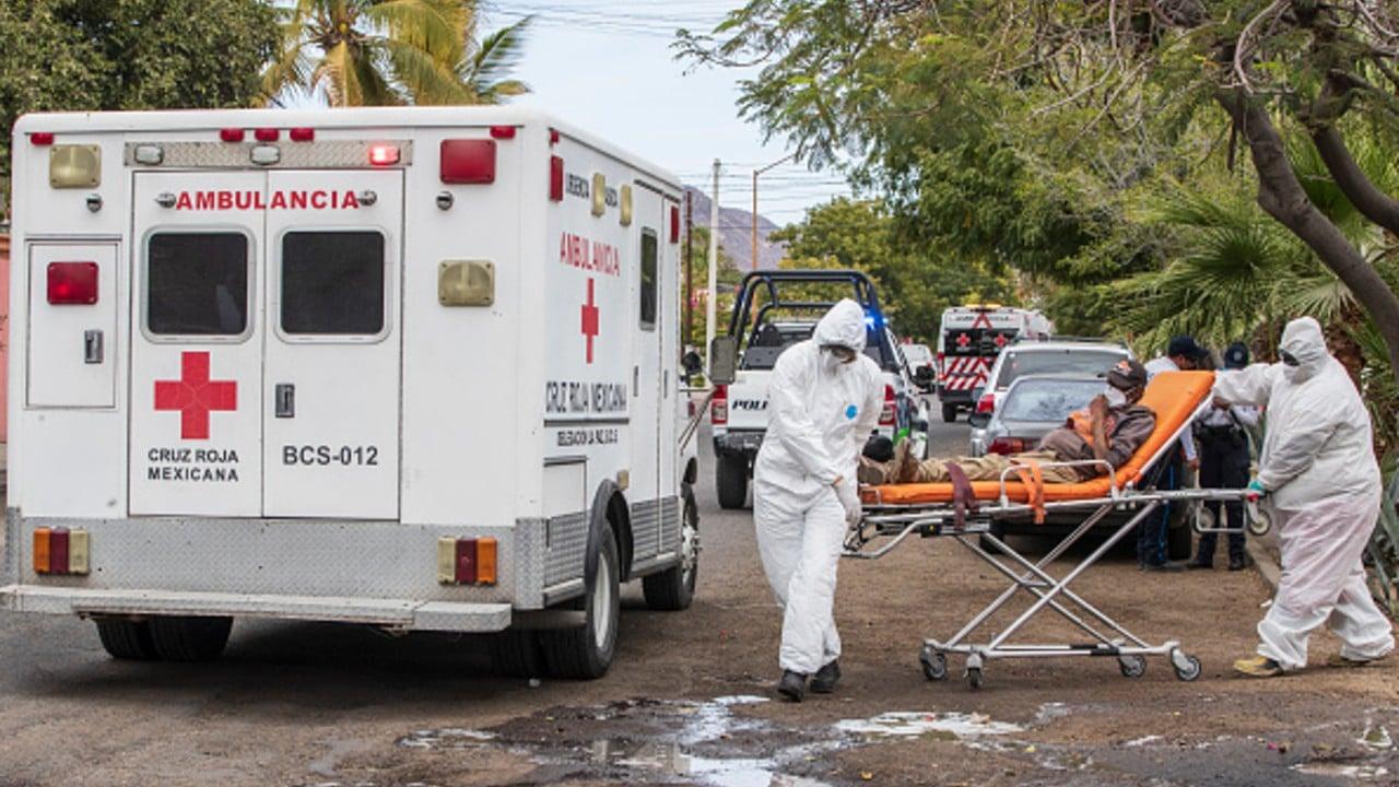 Casos de COVID-19 en Baja California Sur