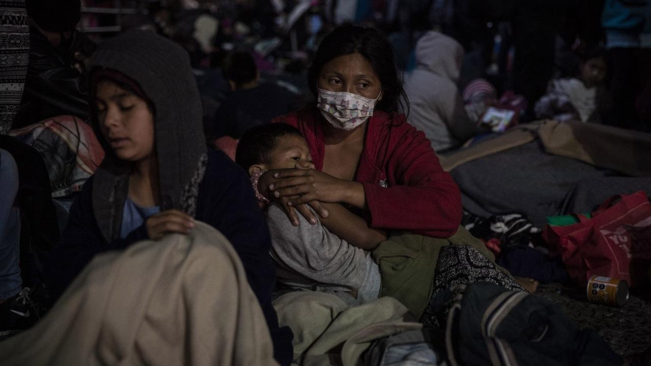 EU destinará 22.5 millones de dólares para ayudar a personas desplazadas de Centroamérica y México